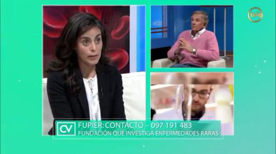 PROGRAMA CALIDAD DE VIDA, ENREVISTA A ILIARA BORGES FUNDADORA DE FUPIER