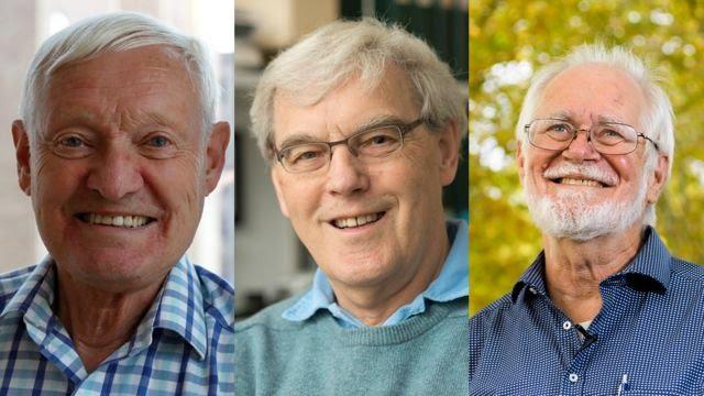 El trabajo de estos investigadores llevó la bioquímica a una Nueva Era!