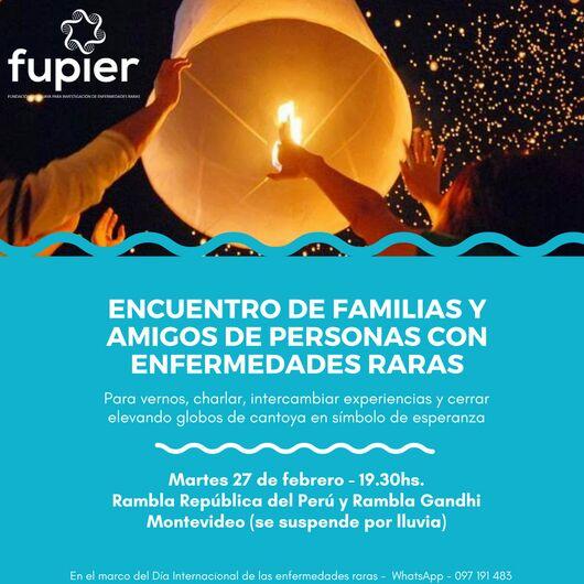 Encuentro de Familias en el Marco del día Mundial de las Enfermedades Raras